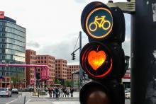 Duitsland, autovakantie, verkeerslicht, verkeersregels, verkeersboetes