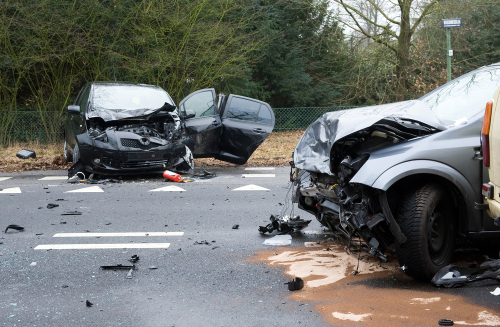 Twee zwaargewonden bij ongeval op E40 in Jabbeke