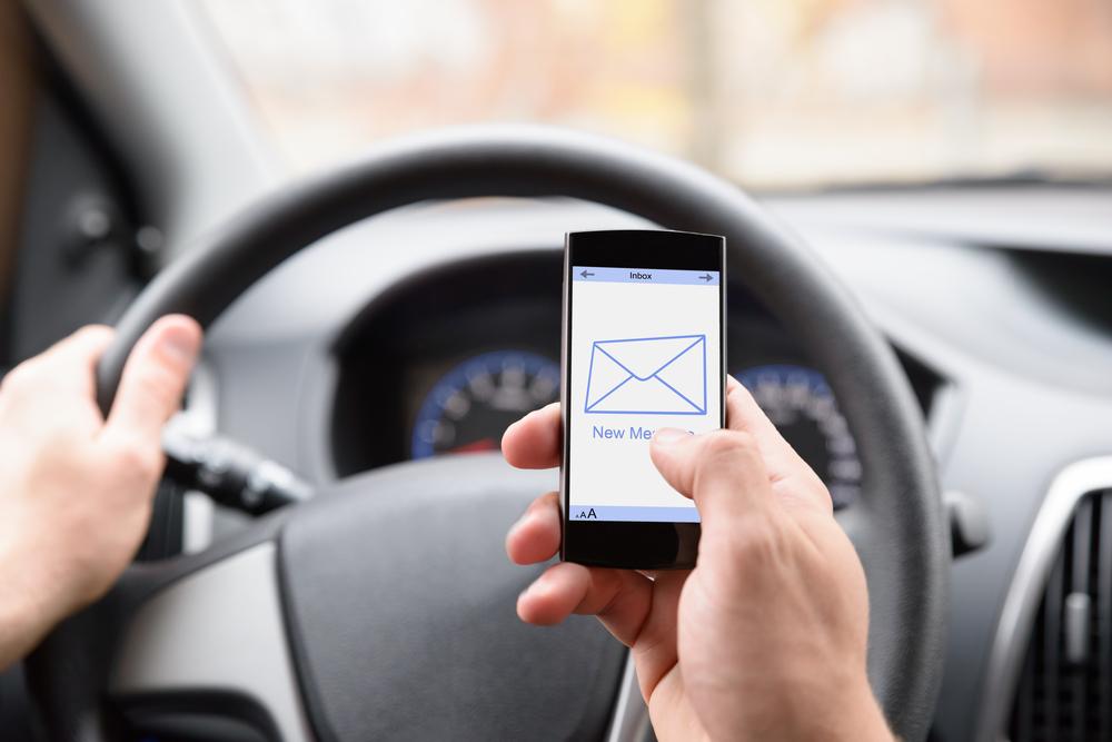 Aangrijpende campagne toont levenslange gevolgen van gsm'en achter het stuur