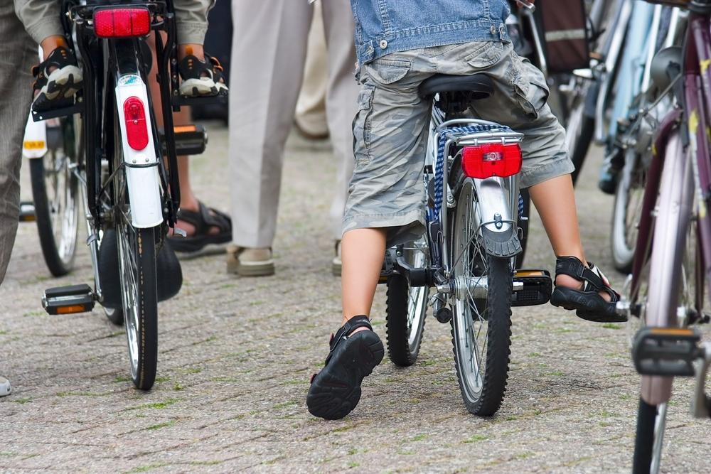 Weyts lanceert nieuwe fietstest voor tieners