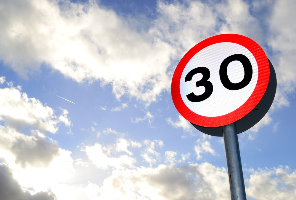 Eén jaar zone 30 in Gentse binnenstad: snelheid daalt en minder ongevallen