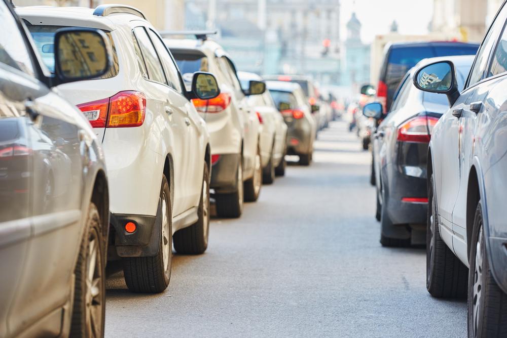 Verkeersindicatoren: langste files op dagen met slechte weersomstandigheden