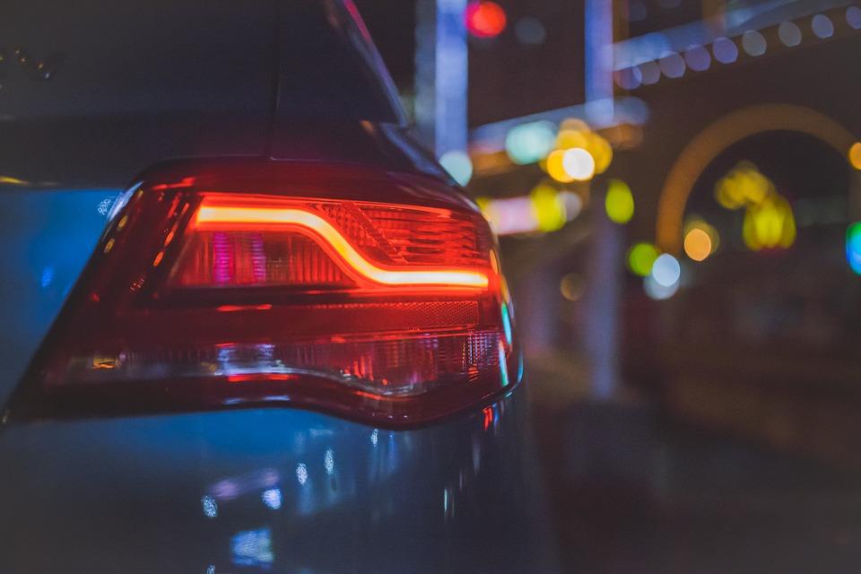 Welke andere straffen voor verkeersovertredingen in 2018?