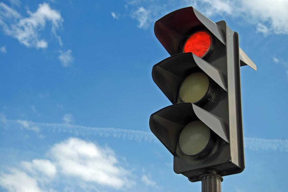 1 op 5 voetgangers negeert rood licht
