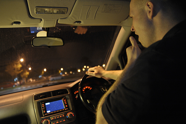Hoe wordt vermoeidheid binnenkort een verkeersovertreding?