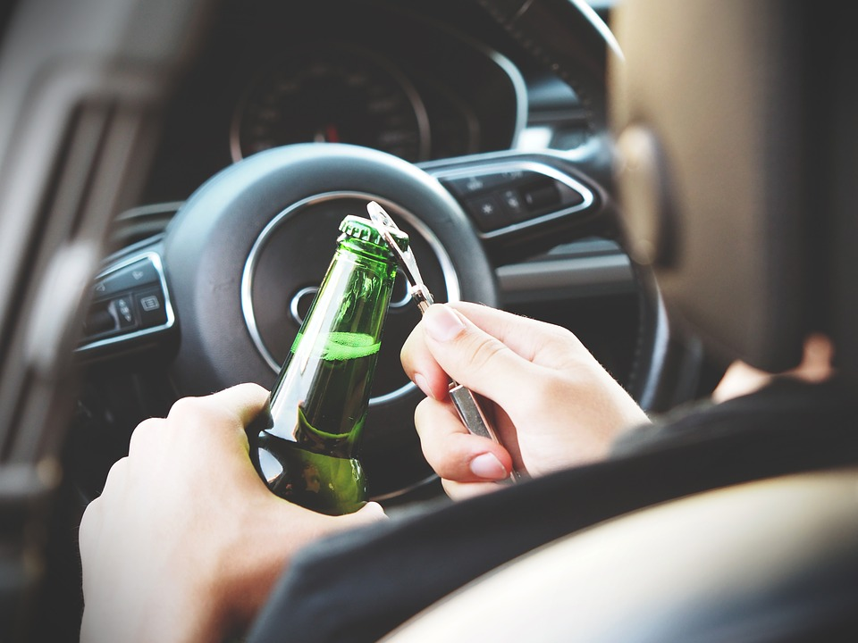 Wat zeggen de cijfers over rijden onder invloed in Gent?