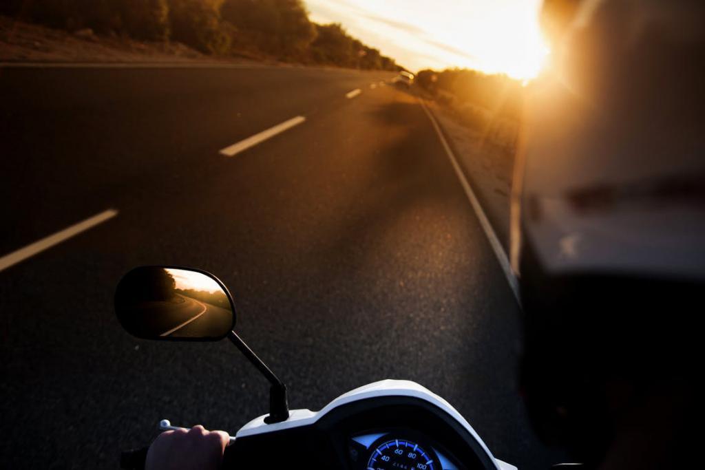 Wanneer krijgen motorrijders een boete en hoe zit het met ongevallen?