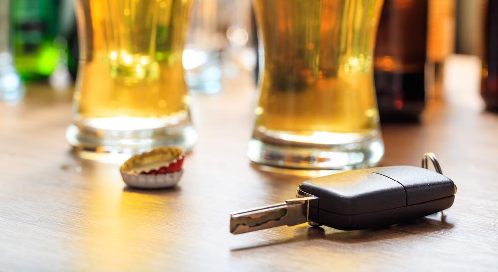 Wie wordt het vaakst betrapt op rijden onder invloed?