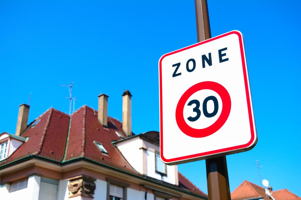 Waarom zoveel snelheidsovertredingen in een zone 30?