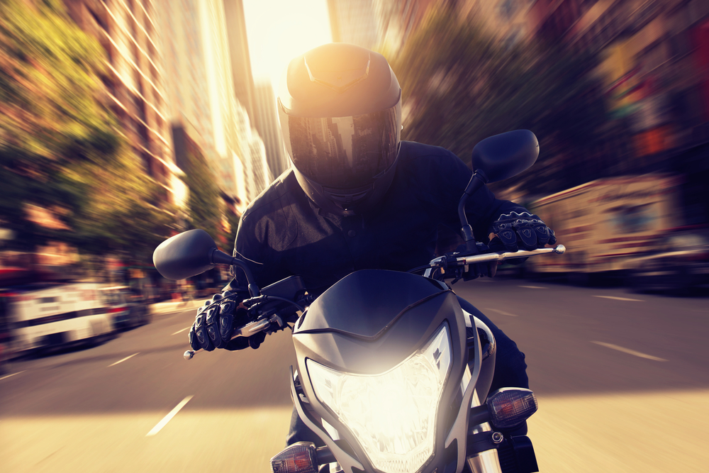 Voorkom boetes met de juiste motorkleding