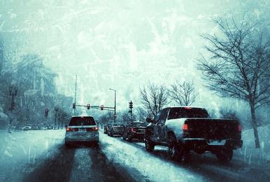 Hoeveel spendeert u aan verkeersboetes op wintersport?