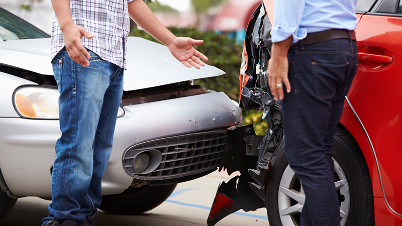 Dommages matériels après accident : que faire