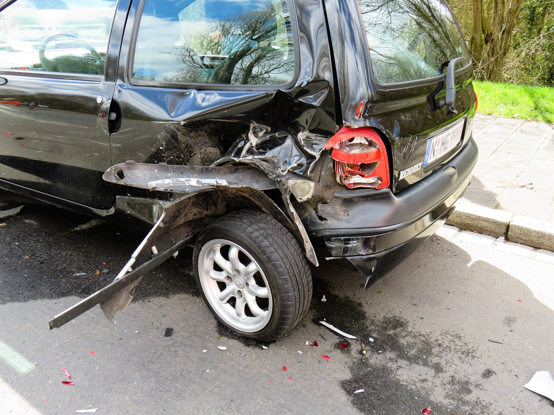 Que faire en cas d'accident avec une partie adverse étrangère ?