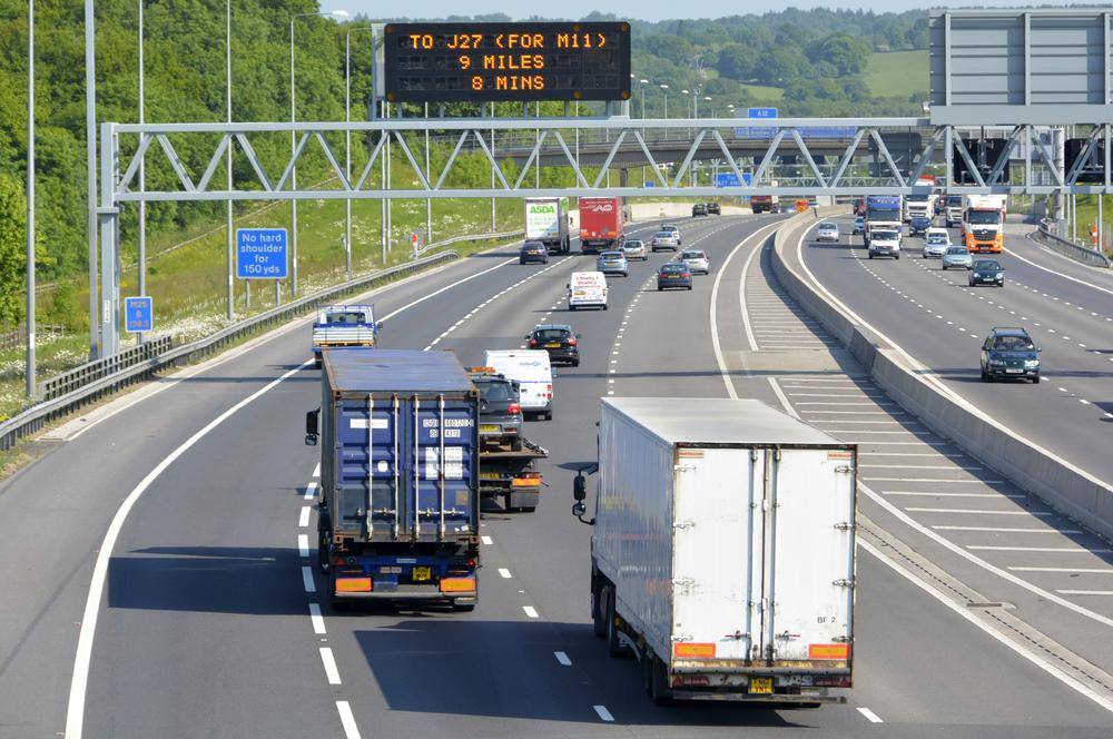 Kilometerheffing - Transportsector protesteert donderdag met vrachtwagencolonne in Brussel