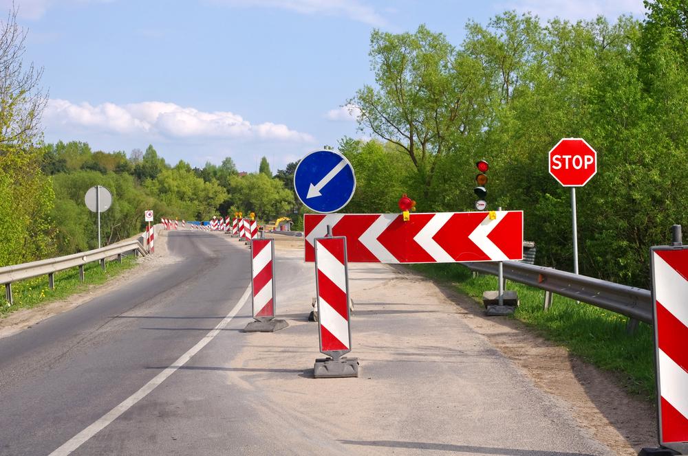 Ingrijpende werken aan E40 tussen Middelkerke en Nieuwpoort