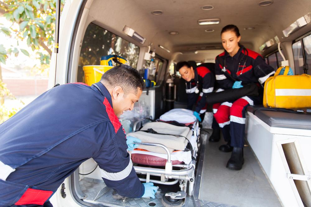 Motorrijder levensgevaarlijk gewond bij verkeersongeval in Dilsen-Stokkem