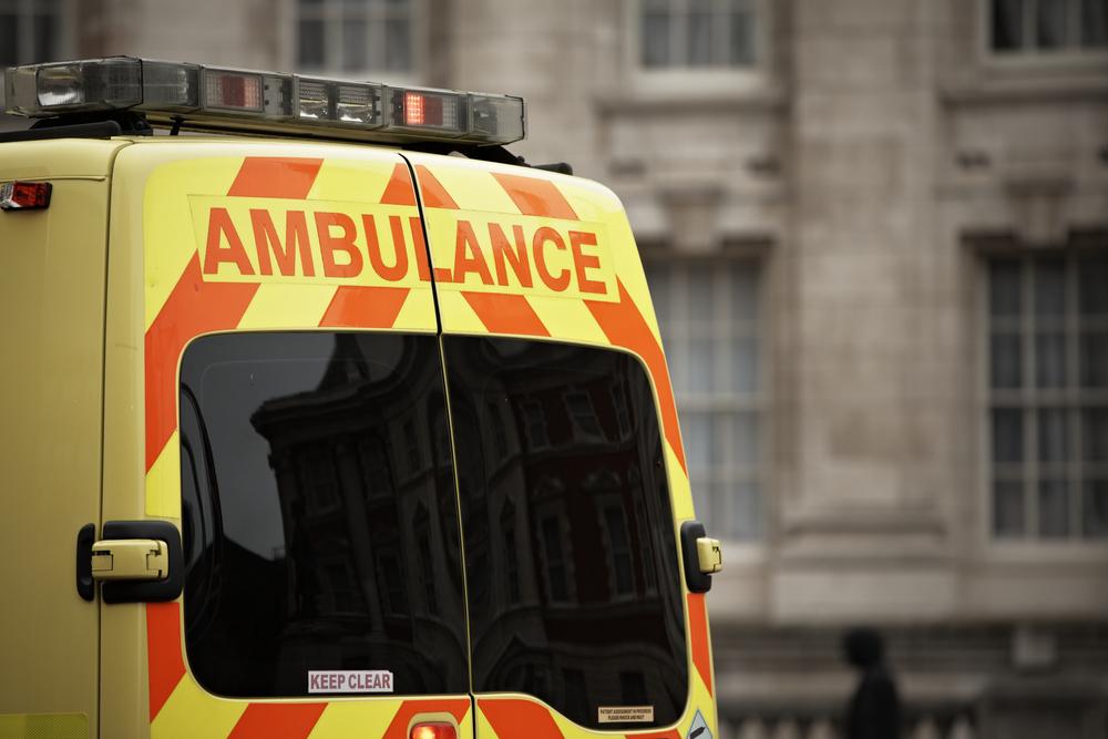 Rechtbank Brugge - Man riskeert jaar cel voor ritje met gestolen ambulance