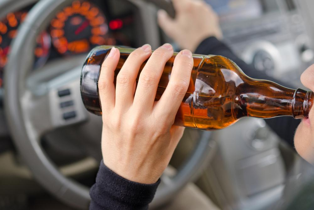 """Twee procent bestuurders hield zich niet aan """"weekend zonder alcohol achter het stuur"""""""